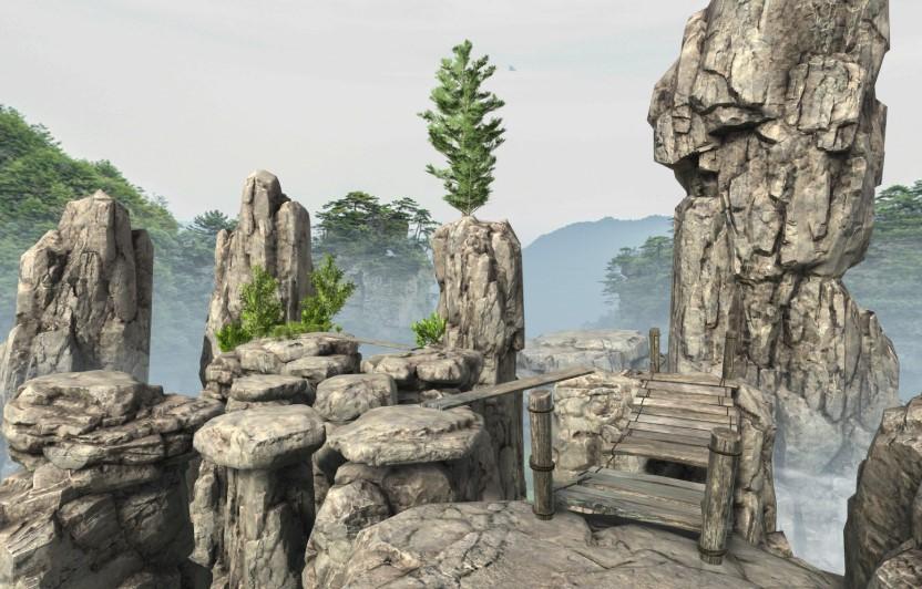Juego Realidad Virtual SKYWALKER VR