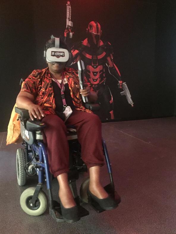 Realidad virtual - ocio sin limites